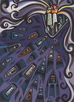 9-11 story illustration